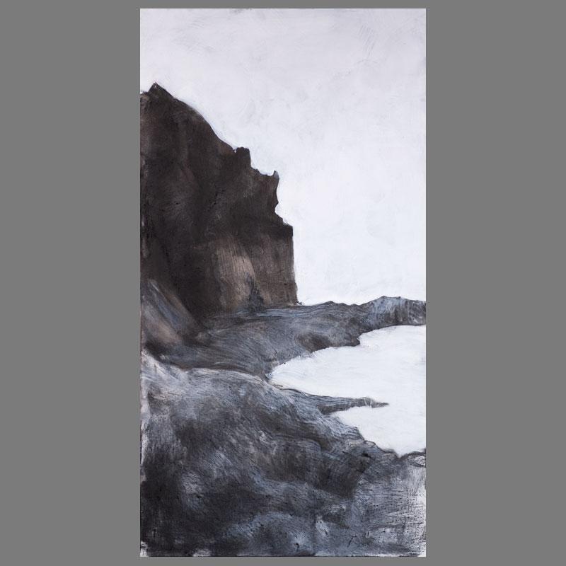 bergen-V-55x105cm-houtskool-acryl-op-linnen