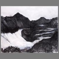 bergen-II-125x100cm-houtskool-acryl-op-linnen