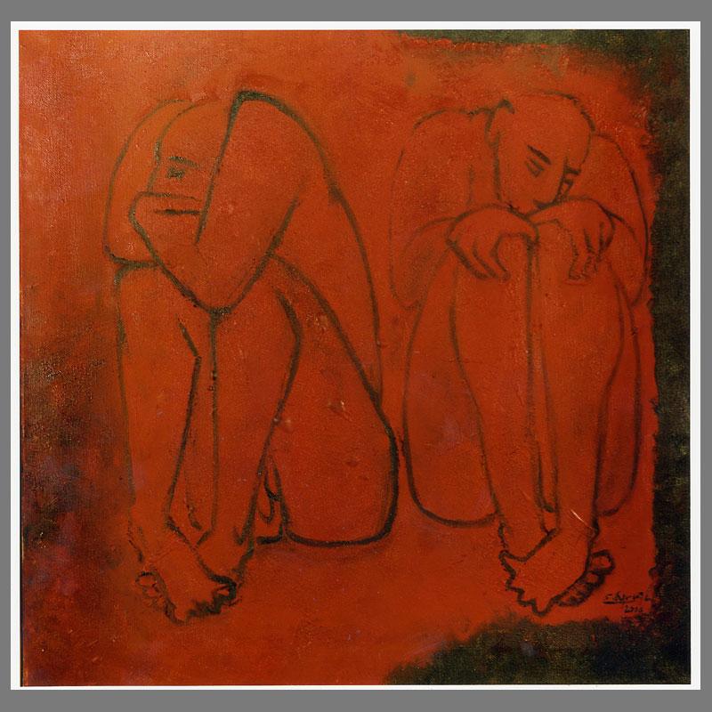 Schilderij-N
