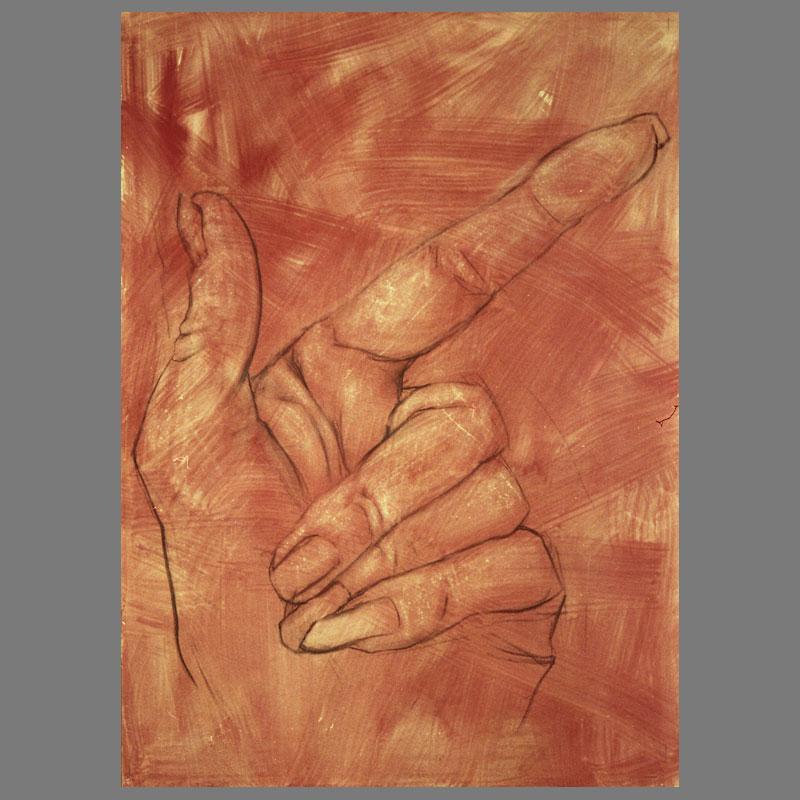 Hand_2-100-85cm-acryl_houtskool_linnen